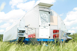 New Mobile Chicken House