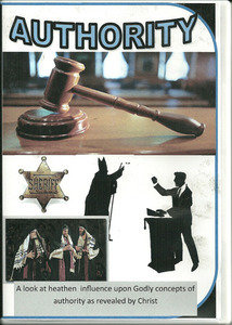 Authority [DVD Teaching]