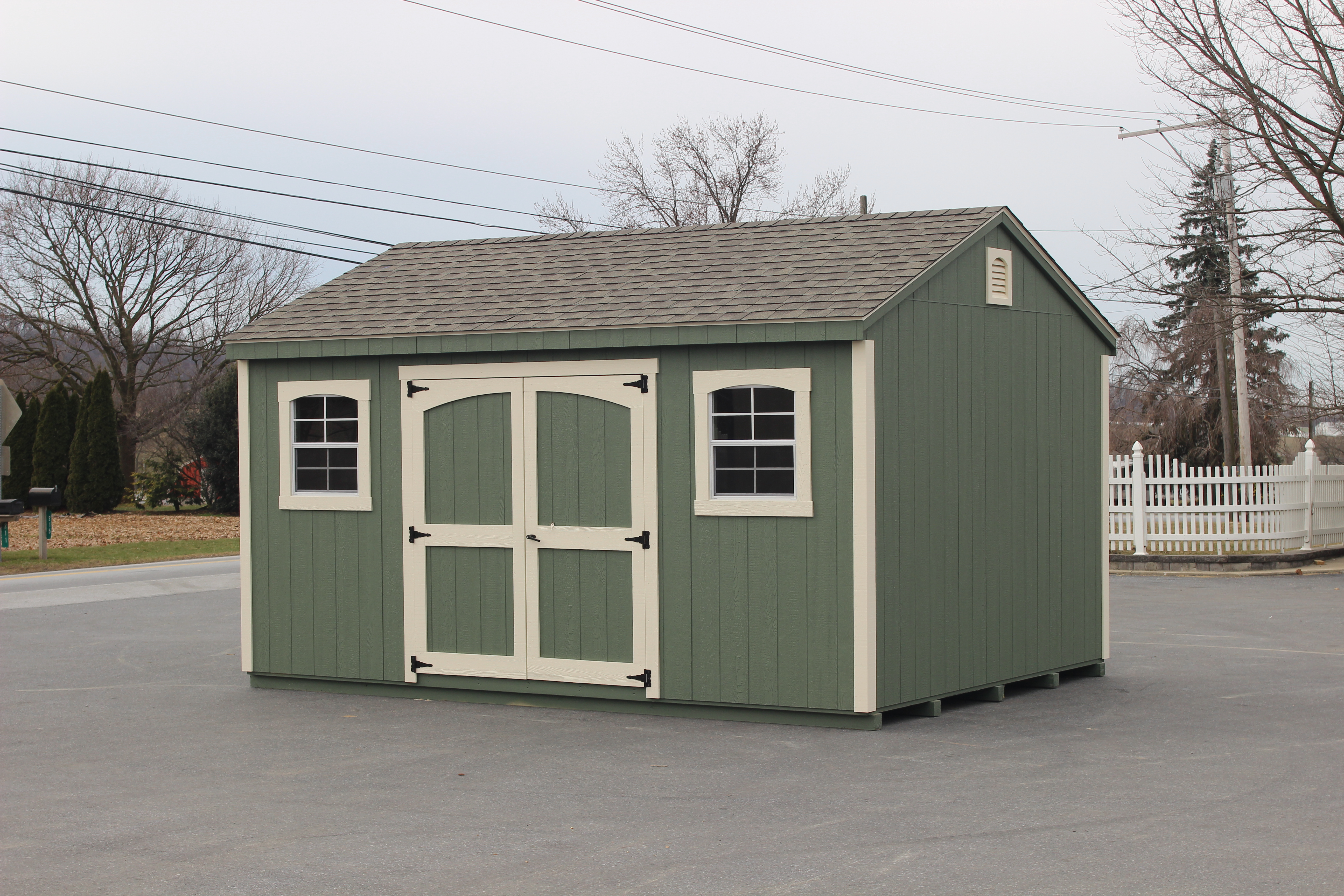 EXPRESS SHEDS | Quality Amish-Built Storage Sheds