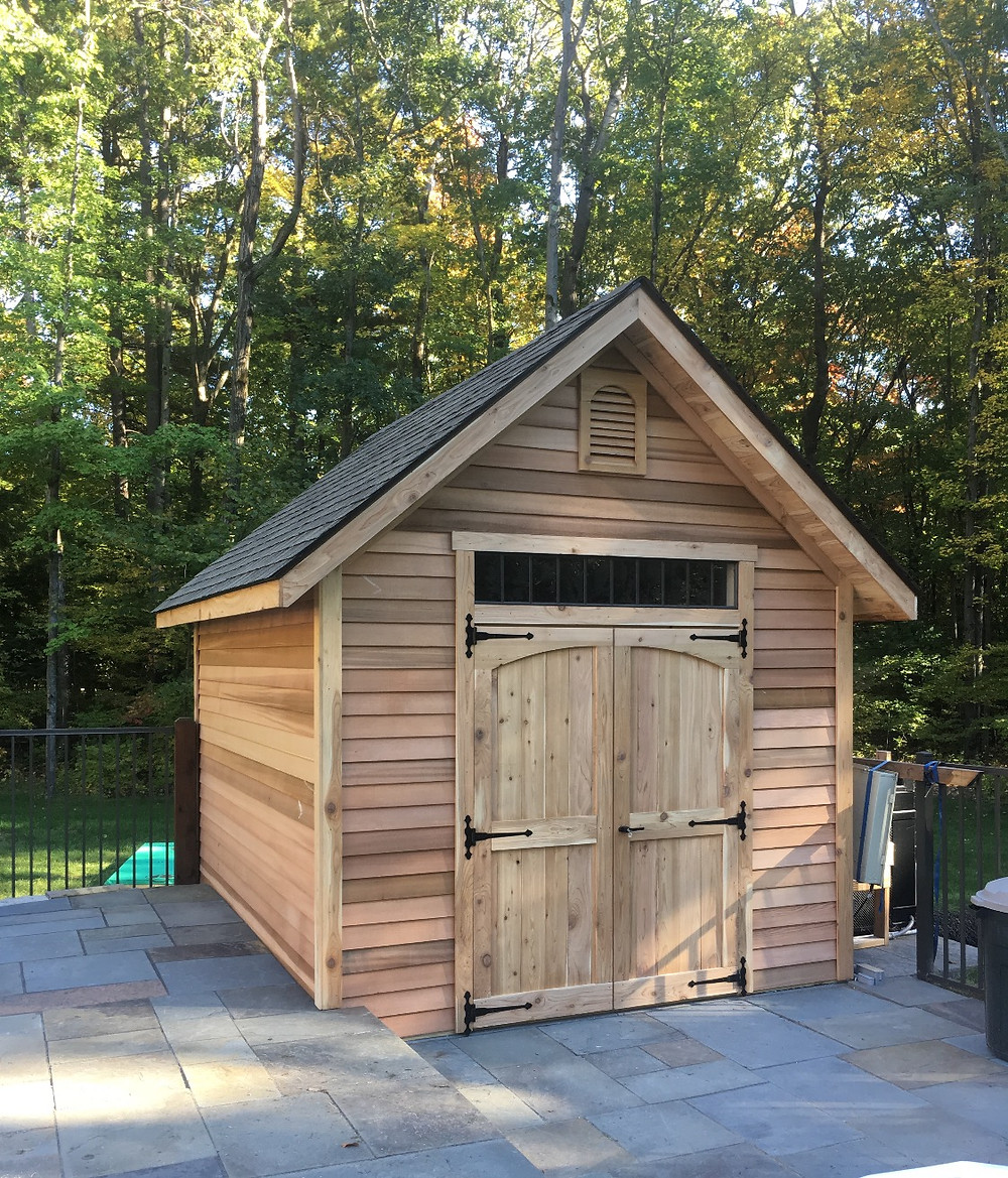 Amish Built Storage Shed