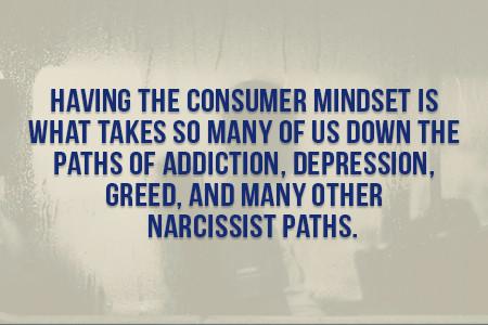 Bad habits; Consumer Mindset