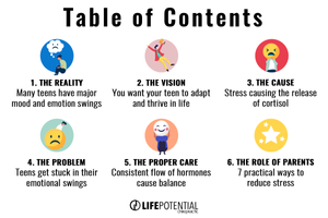 blog post table of content