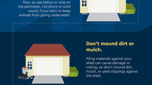 6 Tips For Storage Shed Maintenance