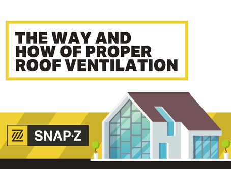 The Why and How of Proper Roof Ventilation