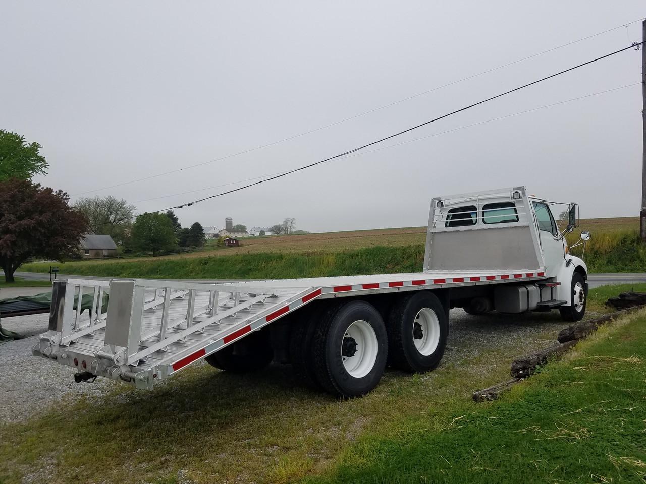 Truck bed repair