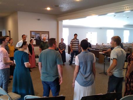 Rehearsal- Day 3