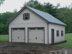 Wood Garage King Series