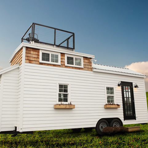 built by Greenwood tiny homes