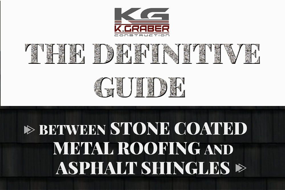 stone coated vs asphalt shingle roofing
