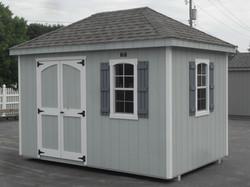 8x12 Wood Cabana