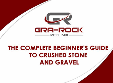 The Complete Guide to Crushed Stone and Gravel
