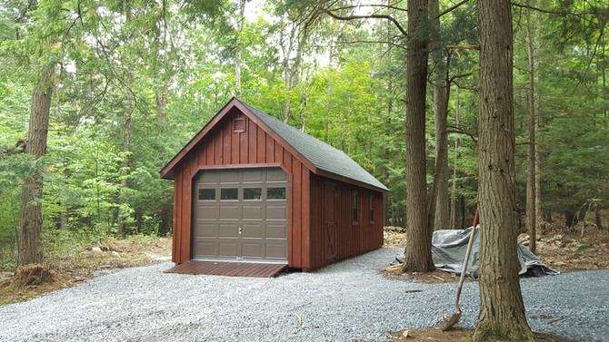 8 Tips for Building a Base for your Storage Shed