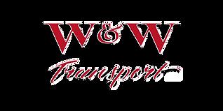 w&w transport logo