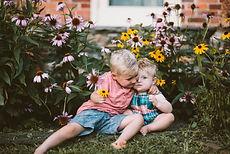 Happier children thru Ch