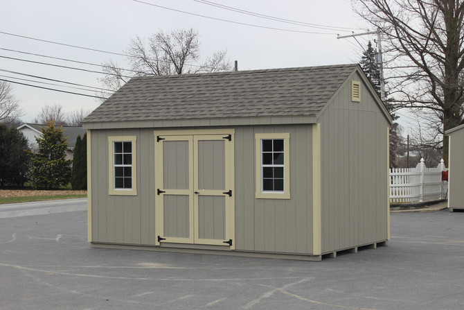 4 Main Types of Storage Sheds