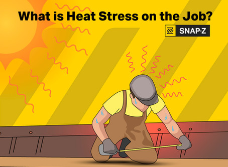 Heat Stress on the Job