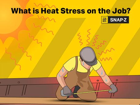Heat Stress on the Job