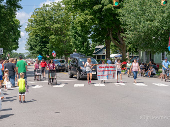"Help ""Fill The Carts"" at Hometown Days Parade"