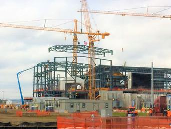 SJEC Construction Progress