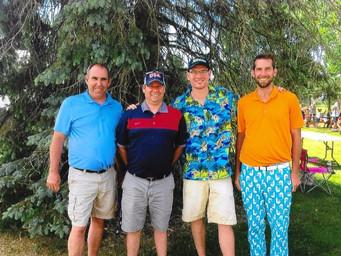 15th Annual Delta Theta Tau Golf Outing