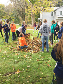 "NPMS ""Make a Difference Day"" Program 2016"
