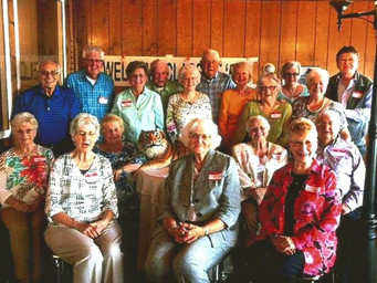 NCHS Class of 1954 meets