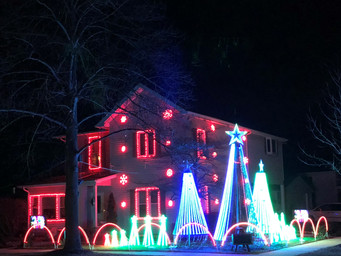 Lights on Cherry Street wrapping up another holiday season