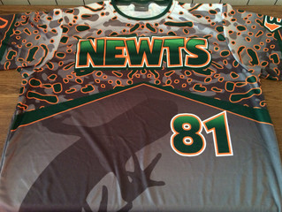 Newts unveil jerseys for The Wiffleball Championship