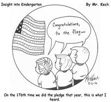 Insight into Kindergarten