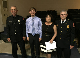 Jamie Middlebrook Memorial Scholarship Awarded