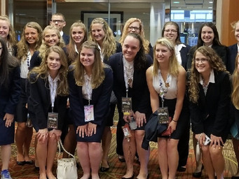 Success at HOSA International Leadership Conference