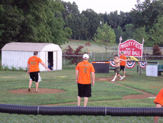 Saturday Night's Alright for Wiffle®Ball