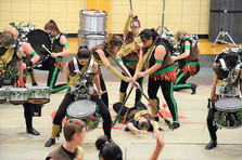 New Prairie Indoor Percussion Ensemble Completes Debut Season