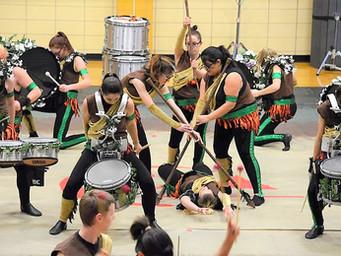 New Prairie Indoor Percussion Ensemble Completes Debut Season
