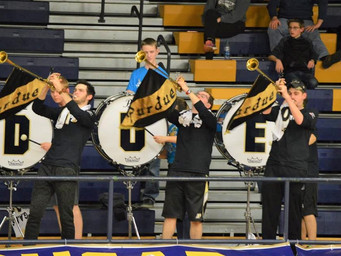 """New Prairie Band Gets Opportunity to """"Boiler Up!"""""""
