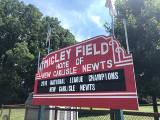 NEWTS WIN THE PENNANT!