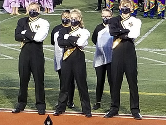 Busy Band Buzz: Semi-State Competition