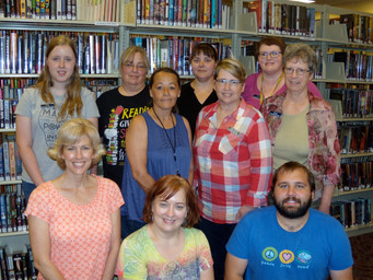 Library Staff, July 2017