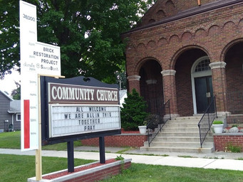 Church Seeking Donations for Restoration Project