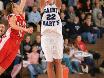 New Prairie Duo Inducted into Saint Mary's Hall of Fame