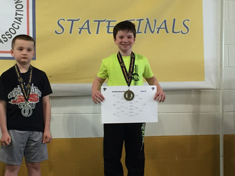 New Carlisle wrestler wins another state title