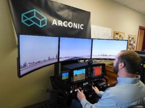 New Professional Flight Simulator at La Porte Municipal Airport Teaches Students About Aviation