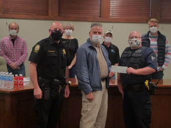 Town Receives Grant