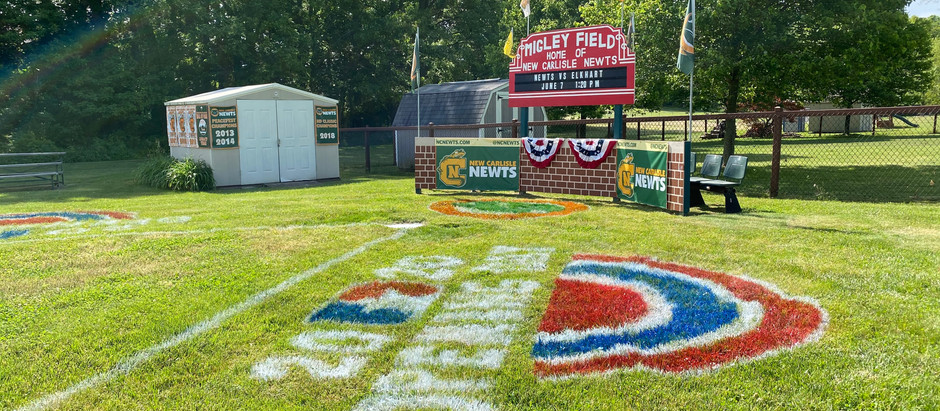 History of Opening Day at Migley Field