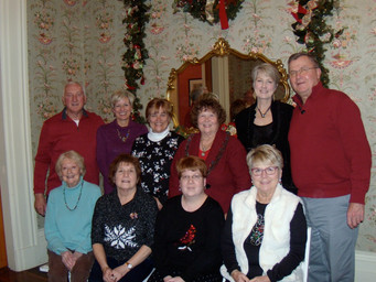 Historic New Carlisle celebrates   Christmas at home in the Old Republic