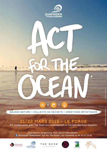 """Act for the Ocean"""