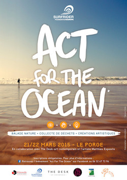 """""""Act for the Ocean"""""""