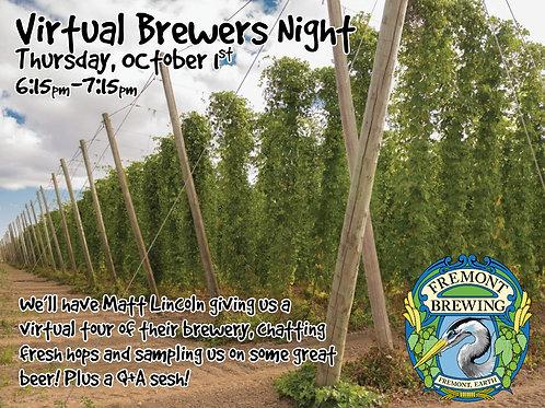 FREMONT Brewer's Night