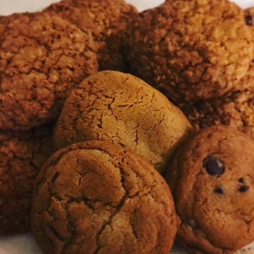 Spent Grain Cookies