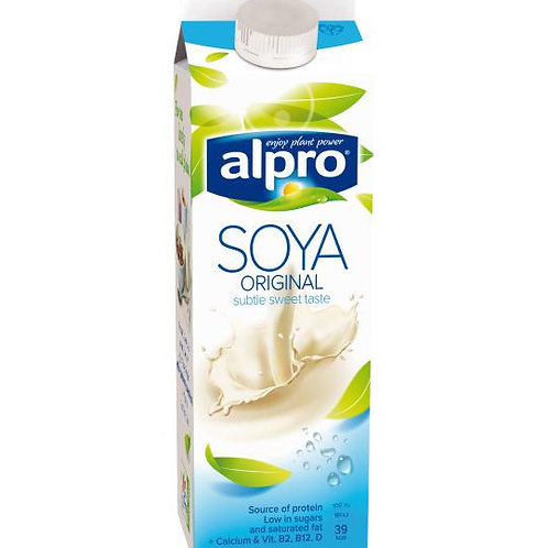 Alpro free from milk